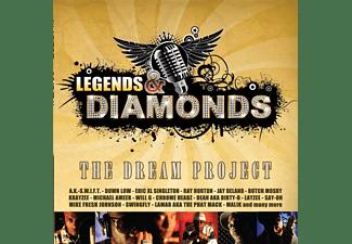 Legends & Diamonds - The Dream Project  - (CD)