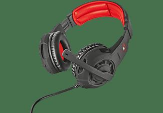 TRUST Gaming GXT 310 Radius, On-ear Gaming Headset Schwarz/Rot