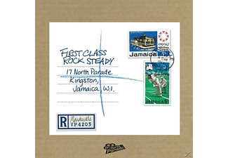 VARIOUS - First Class Rocksteady (2CD-Set)  - (CD)