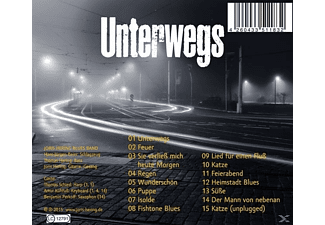 Joris Hering Blues Band - Unterwegs  - (CD)