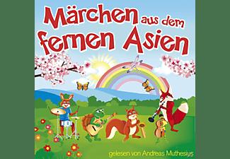 Andreas Muthesius - Märchen Aus Dem Fernen Asien  - (CD)