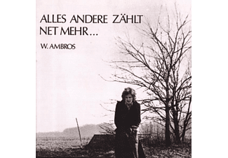 Wolfgang Ambros - Alles Andere Zählt Net Mehr  - (CD)