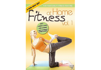 Fitness At Home: Box Set 1 DVD
