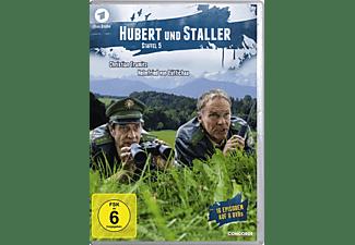 Hubert und Staller - Staffel 5 DVD