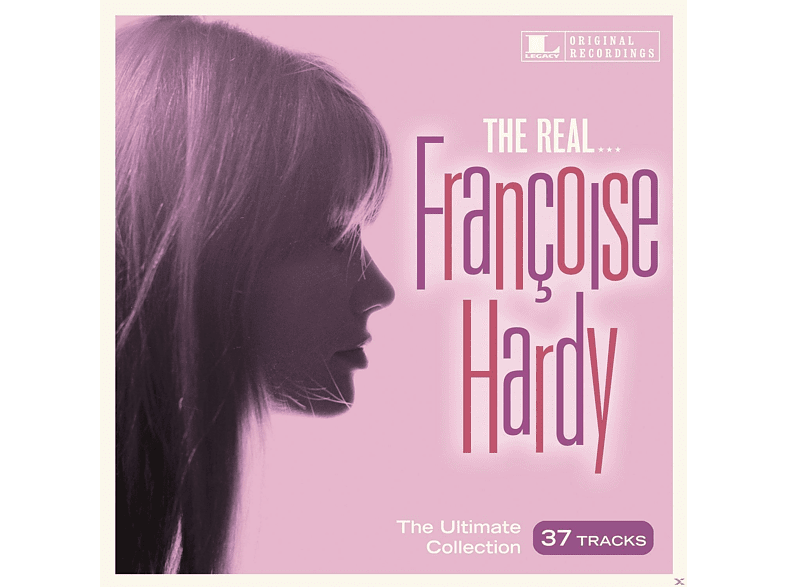Françoise Hardy - The Real... Francoise Hardy [CD]