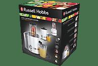 RUSSELL HOBBS 22700-56 Entsafter 800 Watt Weiß/Chrom