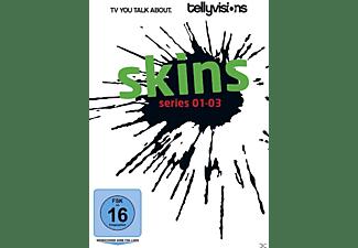 Skins-Series 01-03 DVD