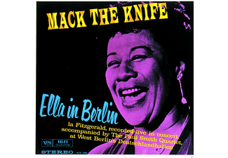 Ella Fitzgerald - MACK THE KNIFE: ELLA IN BERLIN (BAC - (Vinyl)