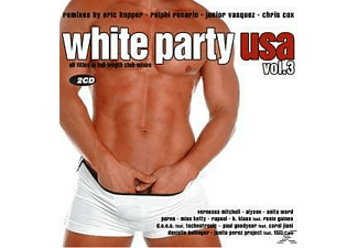 VARIOUS - White Party USA Vol.3  - (CD)