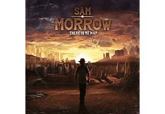 Sam Morrow - There Is No Map - (CD)