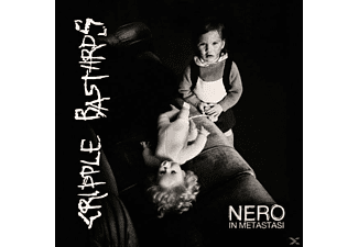Cripple Bastards - NERO IN METASTASI (GREY VINYL)  - (Vinyl)
