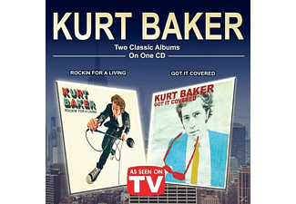 Kurt Baker - Two Classic Albums On One CD - (CD)