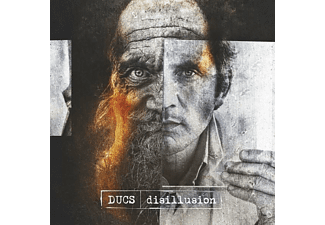Ducs - Disillusion  - (CD)