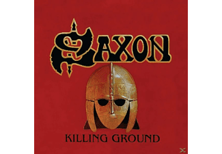 Saxon - Killing Ground  - (Vinyl)