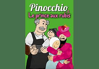 Pinocchio-Le Prince Aux Rubis DVD