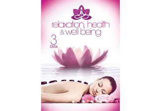 Relaxation, Health + Well Being DVD