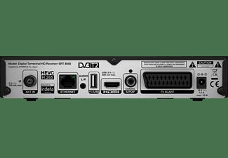 STRONG SRT 8540 DVB-T2 HD Receiver (HDTV, DVB-T2 HD, Schwarz)