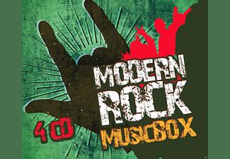 VARIOUS - Modern Rock Music Box  - (CD)