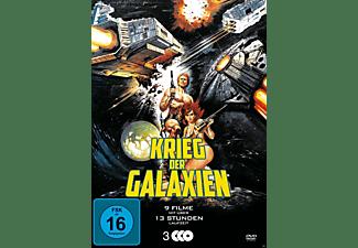 Krieg der Galaxien DVD