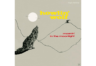 Howlin' Wolf - Moanin' In The Moonlight+4 Bonus Tracks (180g  - (Vinyl)