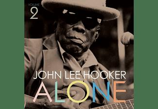 John Lee Hooker - Alone Vol.2  - (Vinyl)