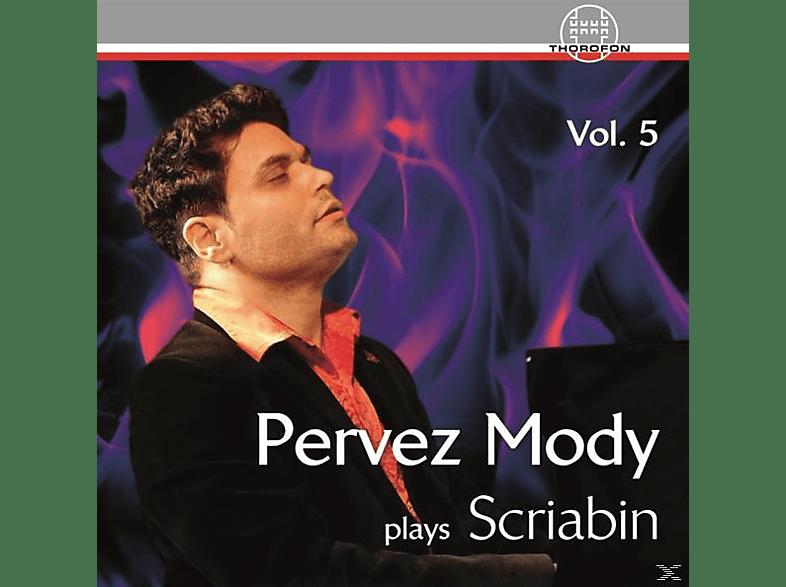 Pervez Mody - Pervez Mody plays Scriabin Vol.5 [CD]