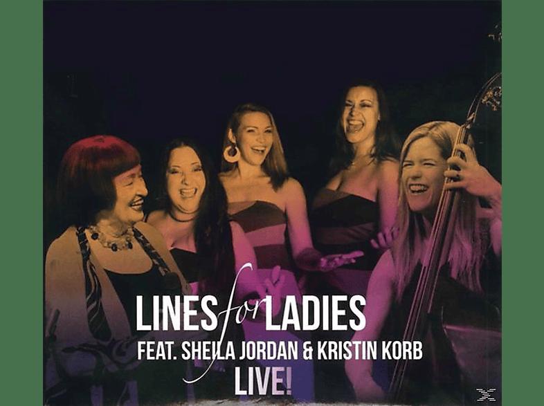 Lines For Ladies Feat.Sheila Jordan & Kristin Korb - Live! [5 Zoll Single CD (2-Track)]