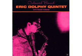 Eric Quintet Dolphy - Outward Bound - (CD)