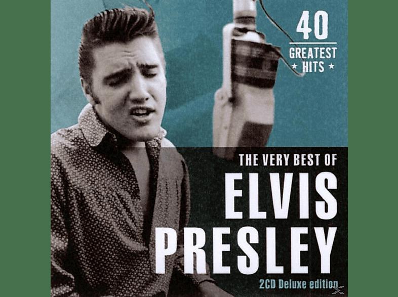 Elvis Presley - Best Of/40 Greatest Hits, Very [CD]