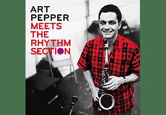 Art Pepper - Meets The Rhythm Section  - (CD)
