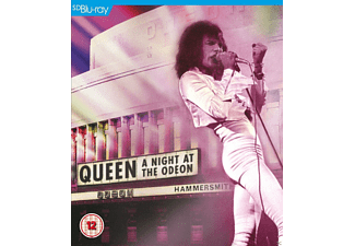 Queen - A Night At The Odeon – Hammersmith 1975 SD  - (Blu-ray)