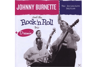 Johnny Burnette - And The Rock'n'roll Trio/Dreamin'  - (CD)