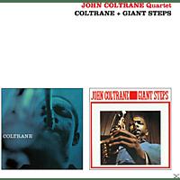 John Coltrane - Coltrane+Giant Steps [CD]