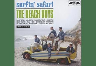 The Beach Boys - Surfin' Safari  - (CD)