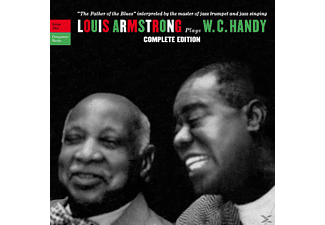 Louis Armstrong - Plays W.C.Handy-Complete Edition  - (CD)