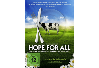 Hope for All. Unsere Nahrung - Unsere Hoffnung DVD