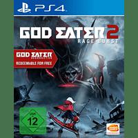 God Eater 2: Rage Burst [PlayStation 4]