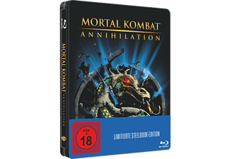 Mortal Kombat 2: Annihilation (Steelbook) Blu-ray