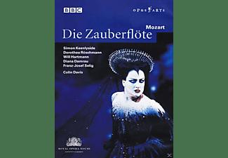 VARIOUS, Simon Keenlyside, Dorothea Röschmann, Will Hartmann, Diana Damrau, Franz-Joseph Selig, Orchestra Of The Royal Opera House - Die Zauberflöte  - (DVD)