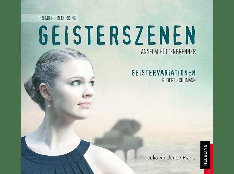 Julia Rinderle - Geisterszenen [CD]