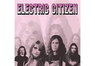 Electric Citizen - Higher Time  - (CD)