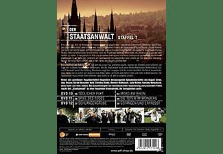 Der Staatsanwalt - Staffel 7 DVD