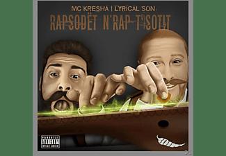 MC Kresha & Lyrical Son - Rapsodët n'Rap t'Sotit  - (CD)
