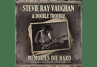 Stevie Ray & Double Trouble Vaughan - Live Radio Broadcast Austin Opera House,Austin Te  - (CD)