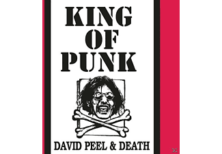 David -& Death- Peel - King Of Punk  - (CD)