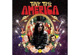 Tiny Tim - Tiny Tim's America - (LP + Download)