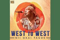 Nii Okai Tagoe - West To West [CD]
