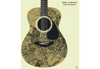Bert Jansch - From The Outside (Gold Vinyl Editio - (LP + Download)