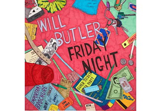 Will Butler - Friday Night - (CD)