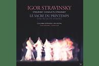 Columbia Symphony Orchestra - LE SACRE DU PRINTEMPS [Vinyl]